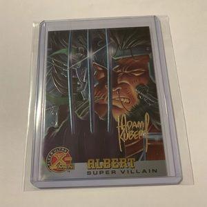 Albert- X-Men '95 Fleer Ultra Card